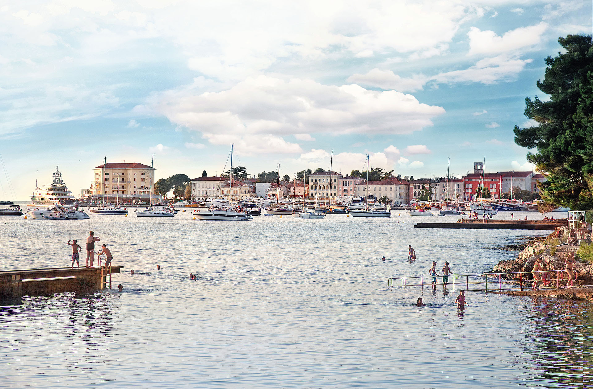 Enjoy the summer in Poreč