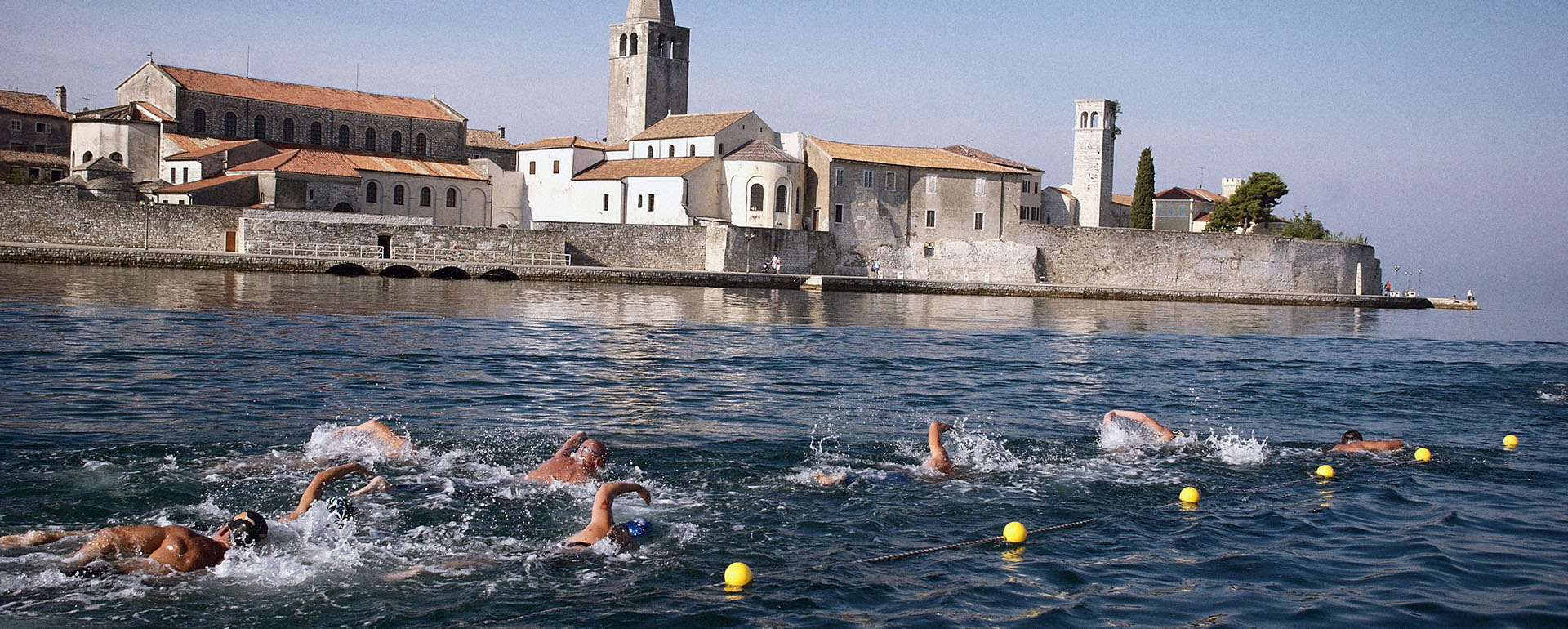 Porecki Delfin - a swimming chalenge for everyone
