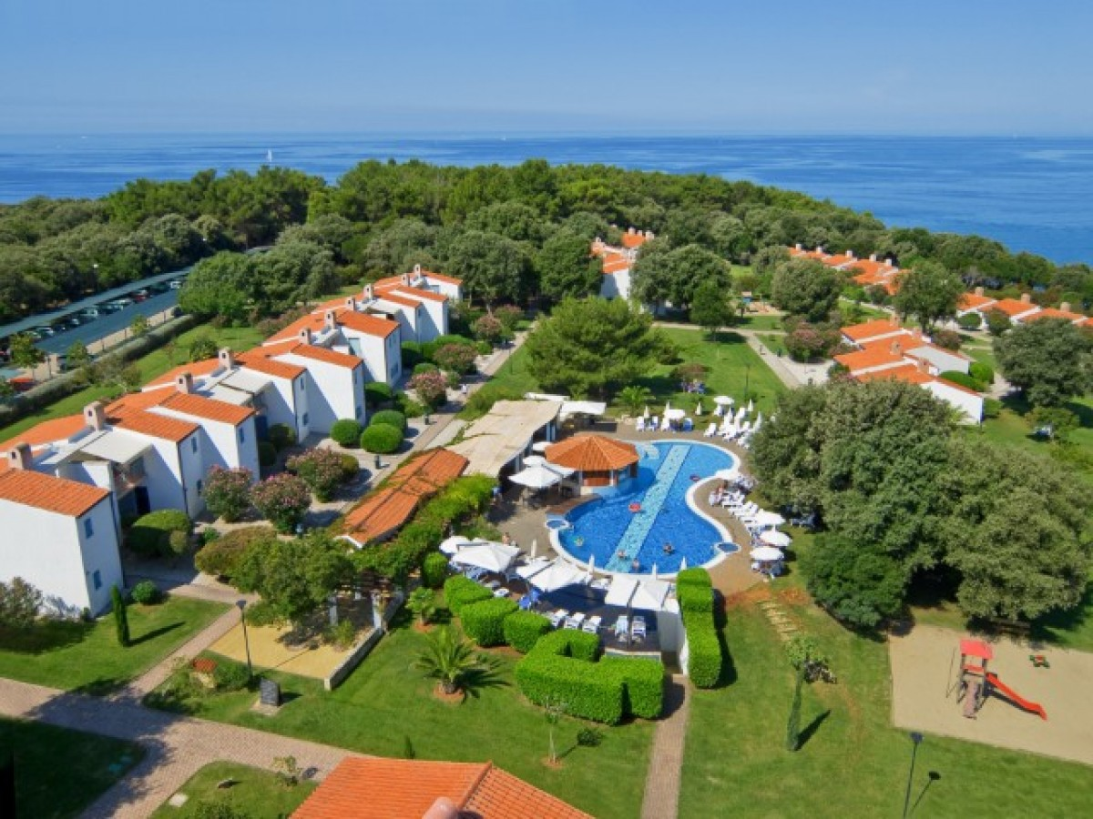 Valamar Tamaris Villas Appartments Porec Istra