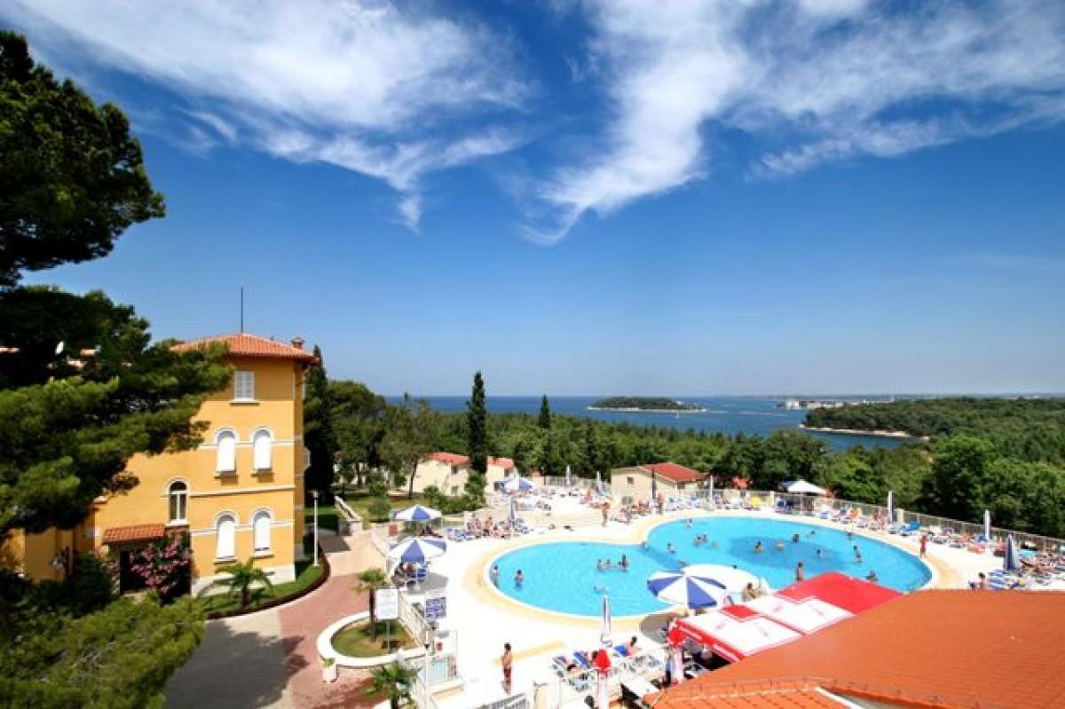 Apartments Laguna Bellevue Appartments Porec Istra Istria Official Tourism Portal