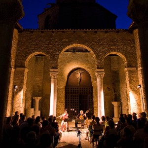 Poreč's Concerts at the Euphrasiana