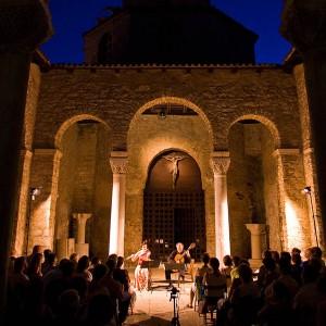 Концерты в Евфразиевой базилике