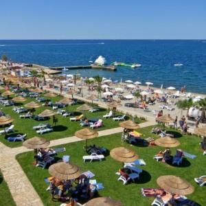 Beach Donji Spadici