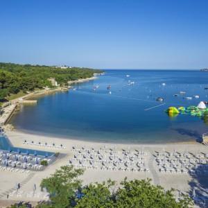 Sandy Adria Beach
