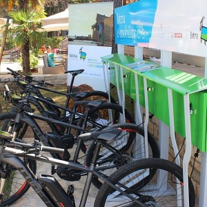 e-Bike punionice