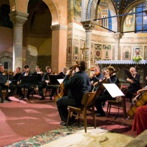 Concerts in the Euphrasiana