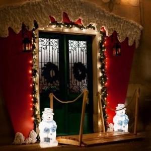 Haus des Weihnachtsmannes