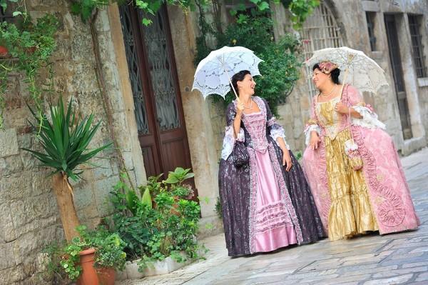 Giostra, porečki povijesni festival