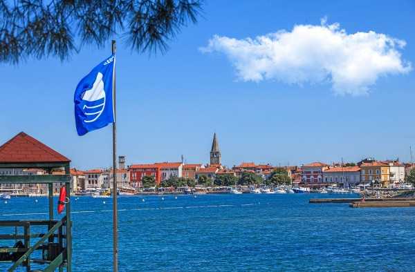 Beaches in Poreč