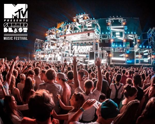 Club MTV Europe Summerblast  25.08. - 26.08.2017