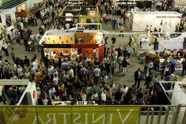 Vinistra - International wine exhibition 11.-13.05.2018