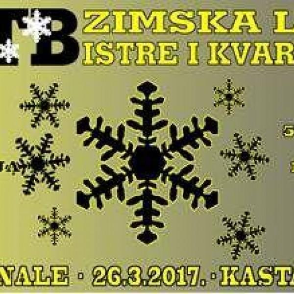 MTB Winter League Istria and Kvarner