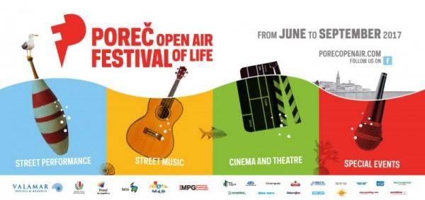 Poreč Open Air - Festival of Life