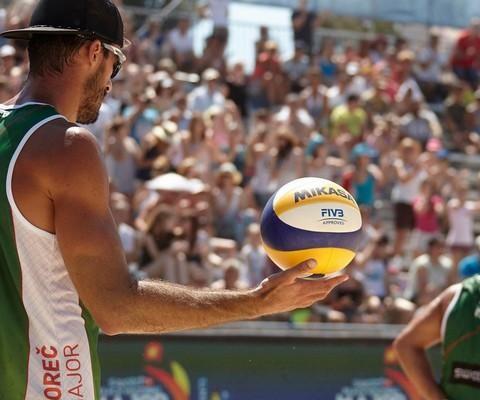 FIVB Beach Volleyball World Tour 2017: Poreč Major Series