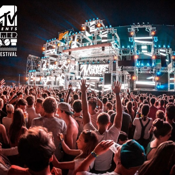 Фестиваль MTV SummerBlast 25 и 26 августа