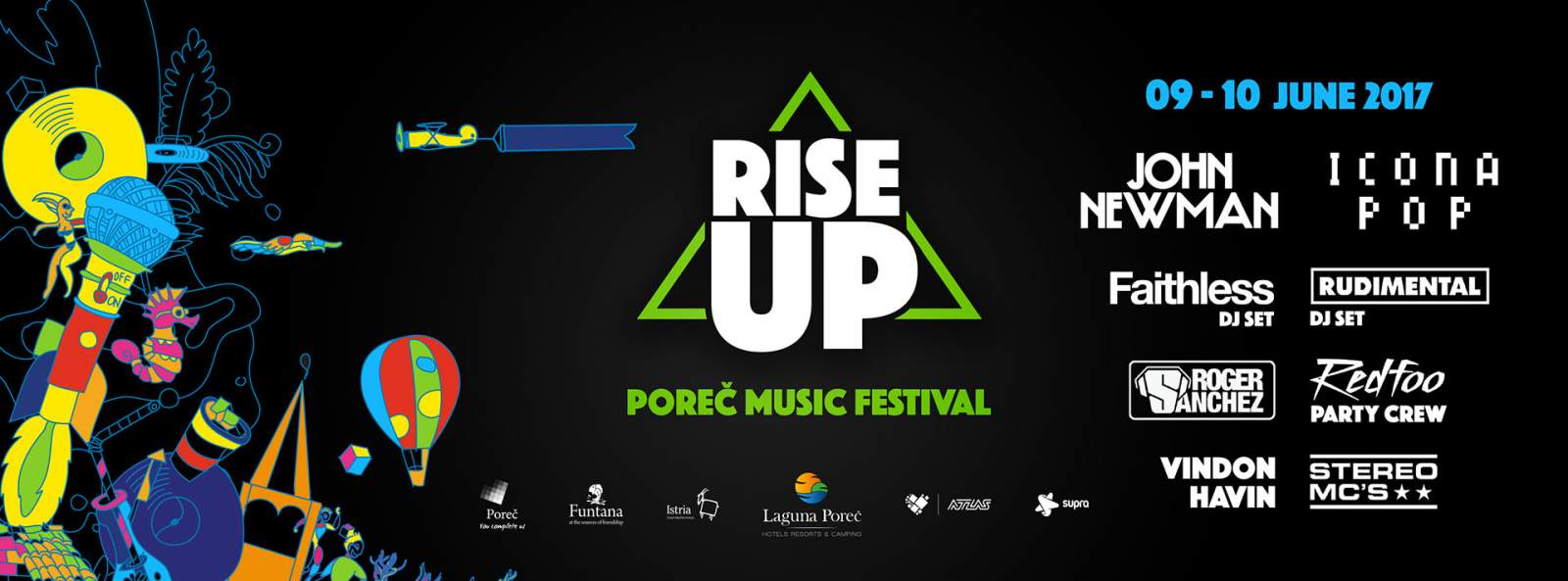 Rise Up Poreč Music Festival