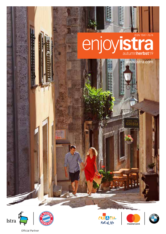Enjoy istria