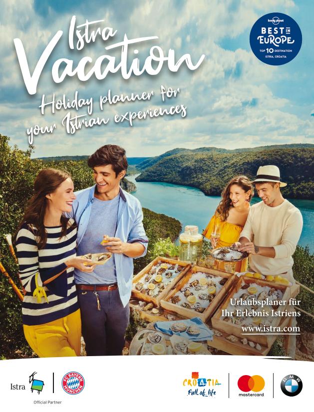 Istra Vacation