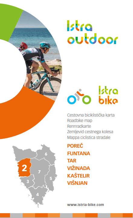 Bike: Istra Bike I Map