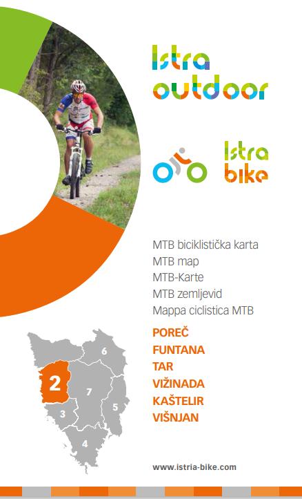 Bike: MTB map
