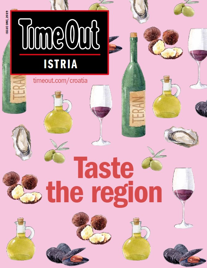 Time Out Istria