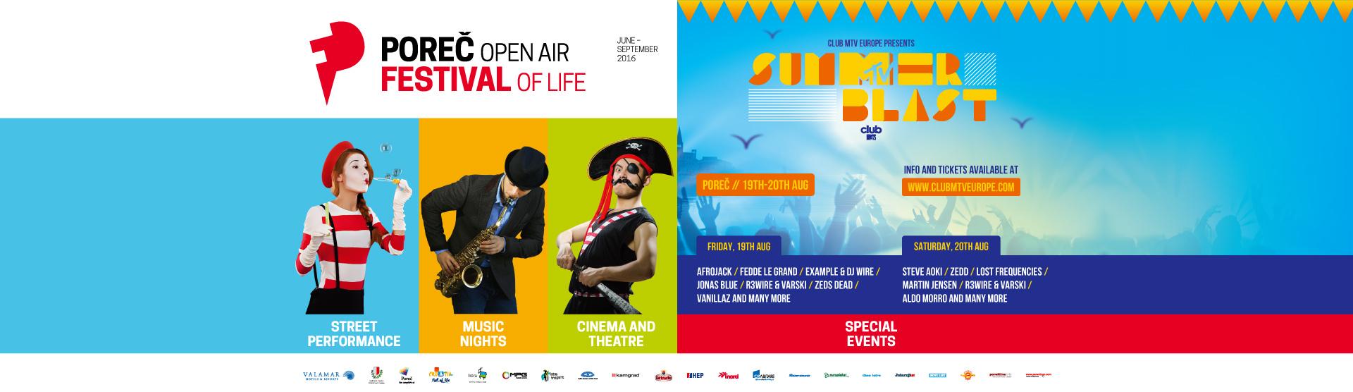Poreč Open Air Festival