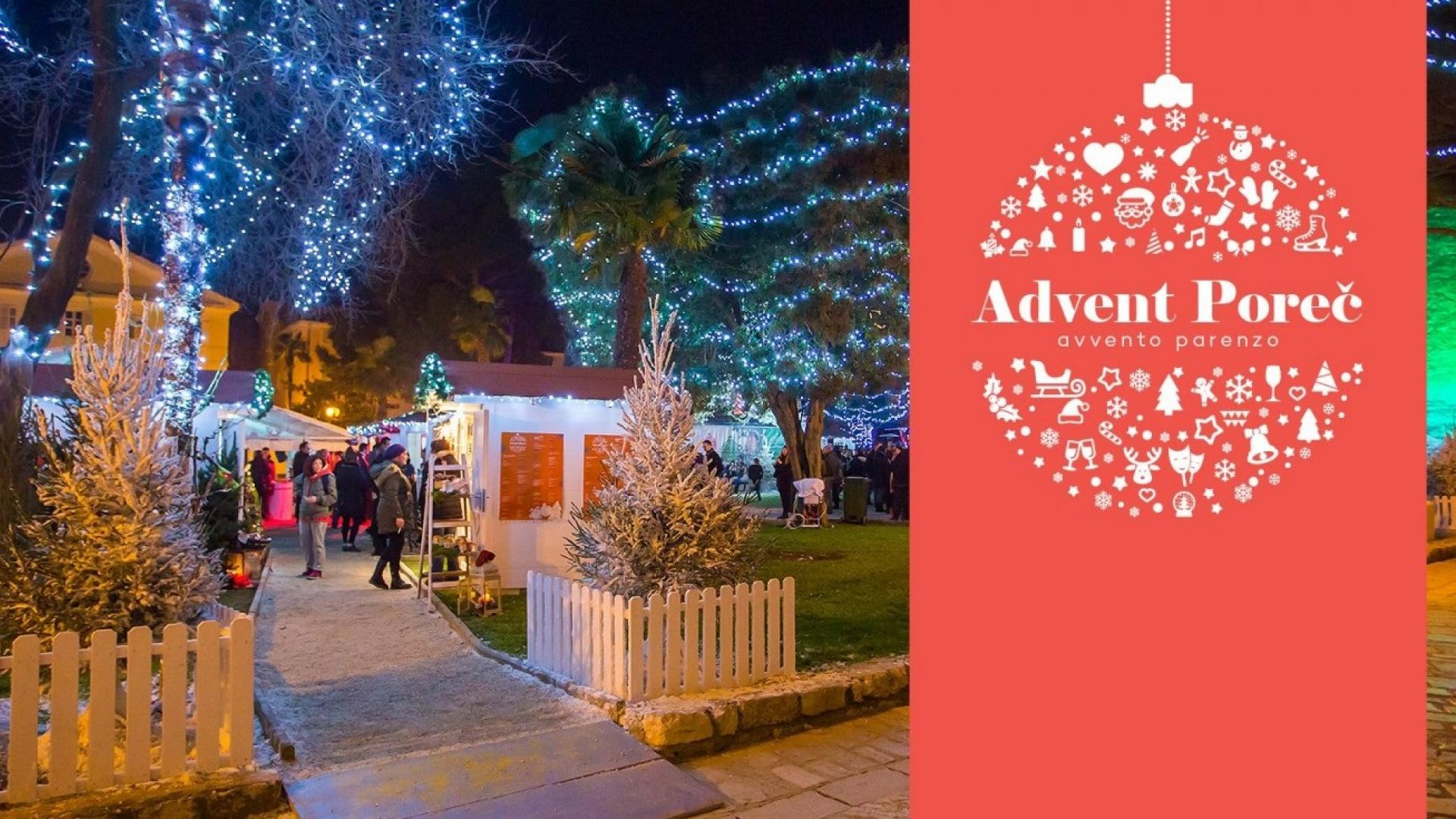 Advent in Poreč