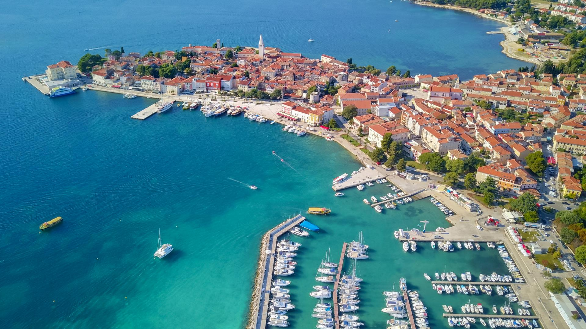 Poreč I Istria I Croatia