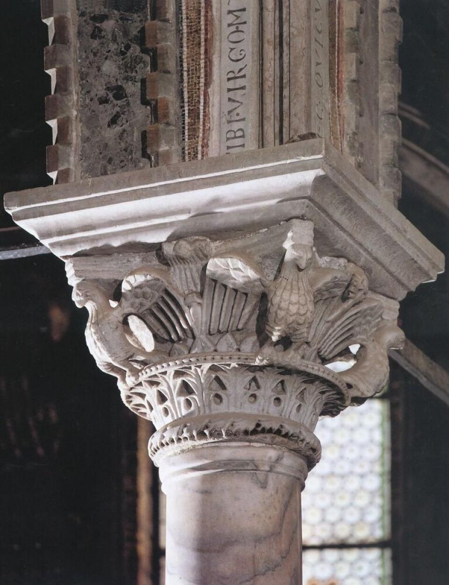 Risultati immagini per basilica eufrasiana di parenzo croazia