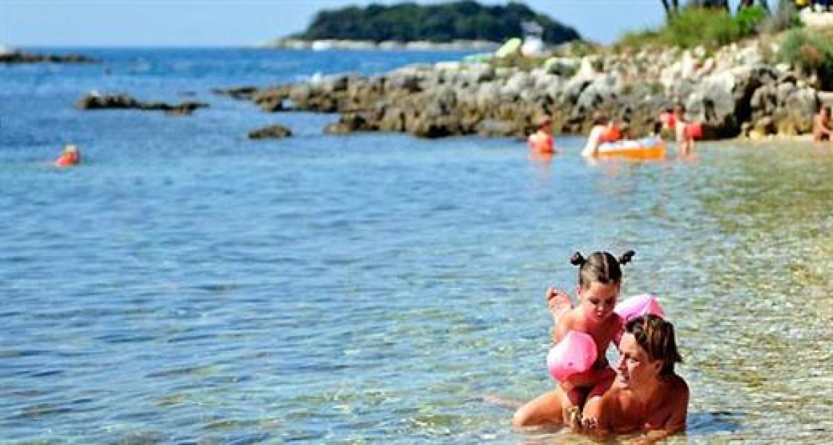 Istra Sunny Camping Campsites Porec Istra Istria