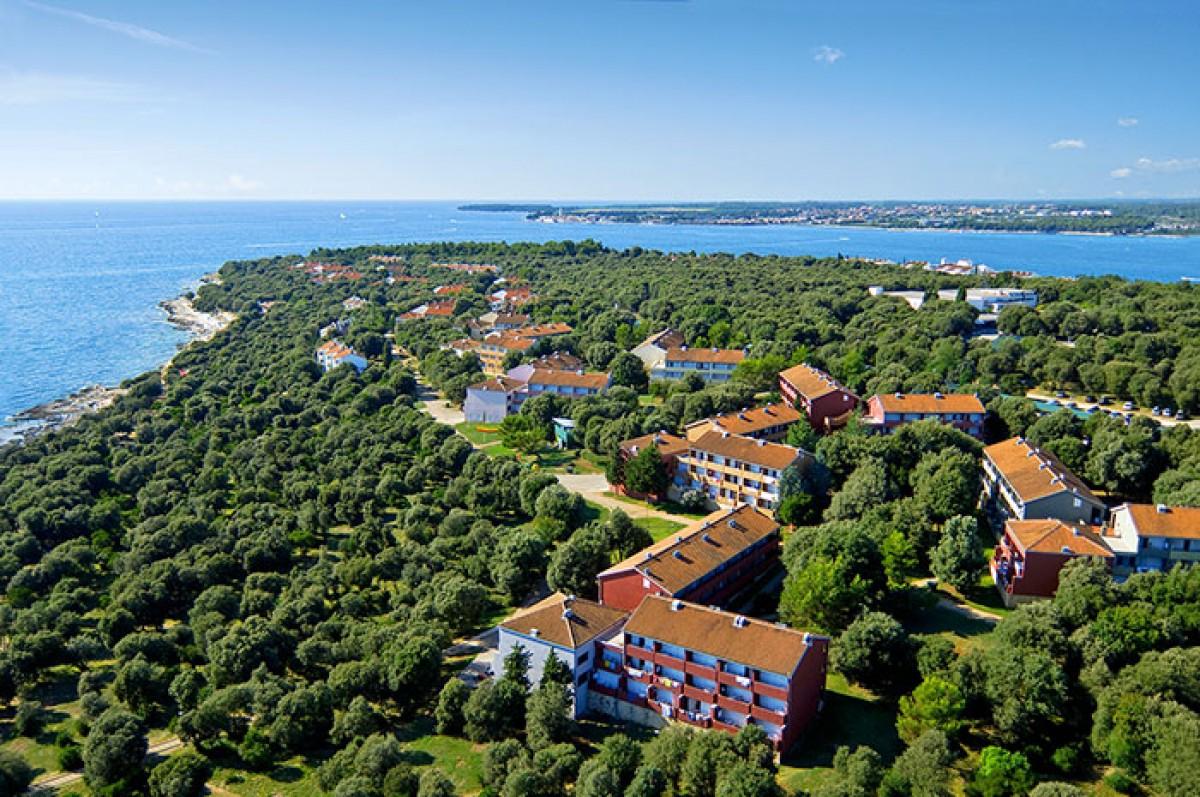 Lanterna Apartments 2 Appartments Porec Istra Istria