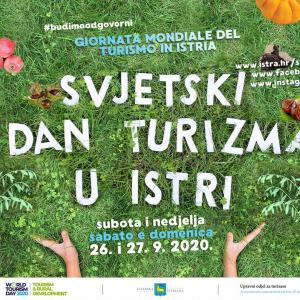 World Tourism Day 2020 in Istria