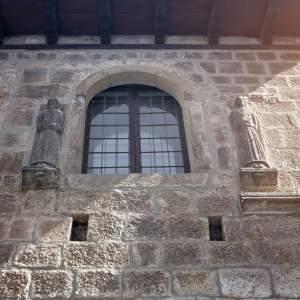 Дом двух святых