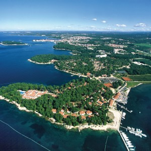 Going south, to Poreč's Lagoons