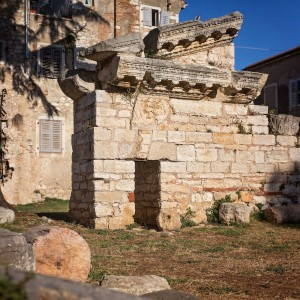 THE GREAT TEMPLE AND OF NEPTUNE