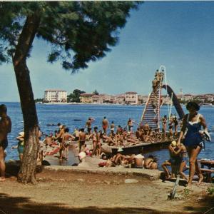City bath 1950s and 1960s