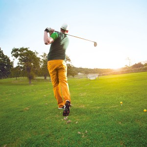 Golf Courses in Zelena laguna