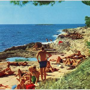Beaches and baths of the 1960s