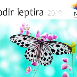 DODIR LEPTIRA 2019