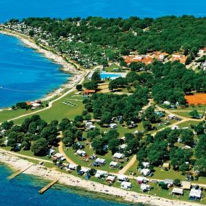 Plaža naturist kampa Ulika