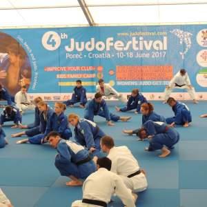 Judo Festival Poreč 2018