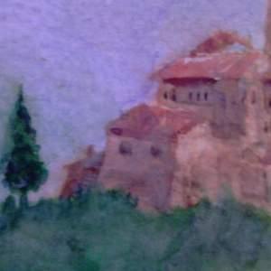 Malen in Istrien