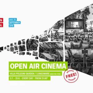 Open Air Cinema - Poreč Open Air Festival