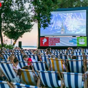 Poreč Open Air Festival - Open Air Cinema