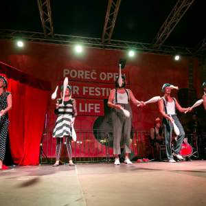 Poreč Open Air Festival - Circus in the City