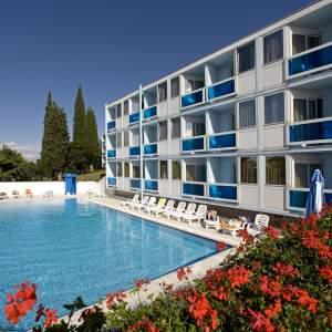 Hotel Plavi Plava Laguna-1