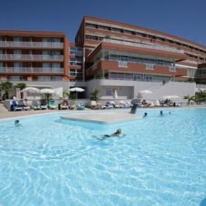 Hotel  Albatros Plava Laguna-2