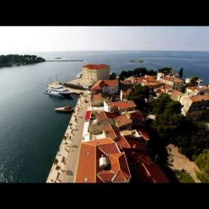 POREČ AIR VIEW - by Yacht Charter Croatia