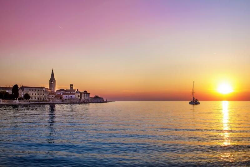 The Climate and Weather in Istria and Poreč