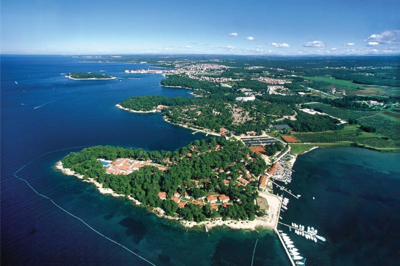 Going south, to Poreč's Lagoons